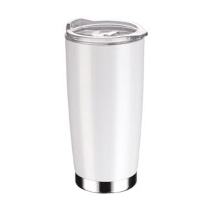 כוס תרמית לבנה