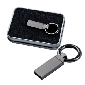 מחזיק מפתחות דיסק און קי במארז מתכת