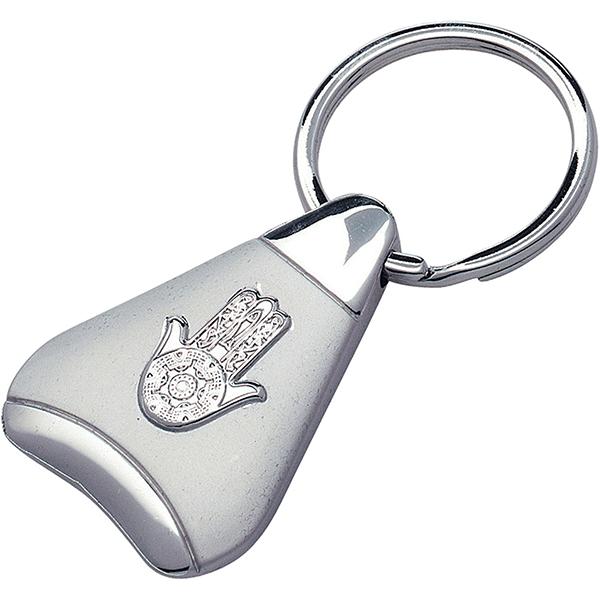 מחזיק מפתחות חמסה כסופה