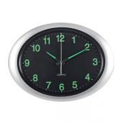 שעון קיר אובלי