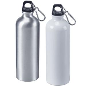 בקבוק אלומיניום למיתוג לעובדים