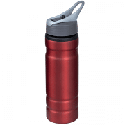 בקבוק ספורט עם לוגו