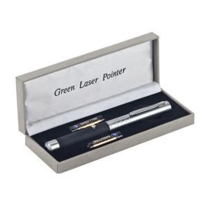 עט לייזר במארז מתנה
