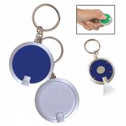 מחזיק מפתחות פנס ממותג