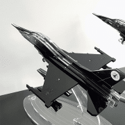 מטוס קרב תלת מימדי