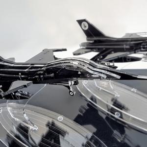 מטוס קרב תלת מימדי ייחדי