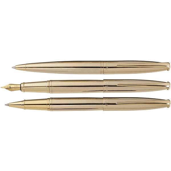 עטים בציפוי זהב