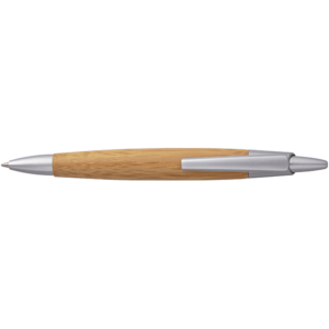 עט כדורי במבוק טבעי