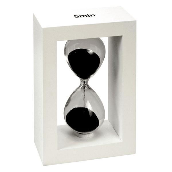 שעון חול למשרד