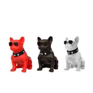 רמקול כלב צבעים שונים