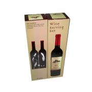 ערכת אביזרי יין בבקבוק