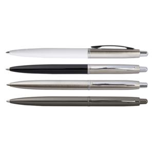 עט מתכת כדורי למיתוג