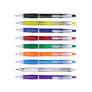 עט פלסטיק כדורי למיתוג