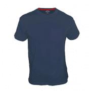 חולצת טריקו קצרה עם כיס