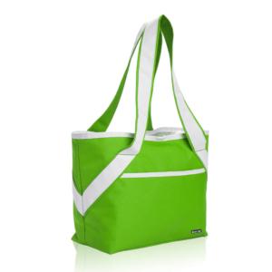 תיק צד לחוף הים ירוק