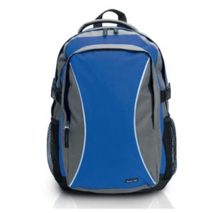 תיק גב ספורטיבי למיתוג כחול