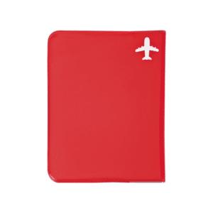 נרתיק לדרכון אדום