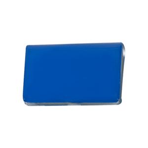 נרתיק לכרטיסי ביקור כחול