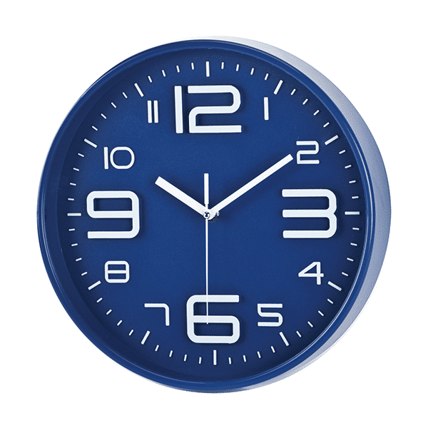 שעון קיר מעוצב למיתוג
