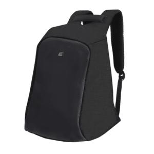 תיק גב סוויס מתאים למחשב נייד שחור