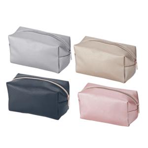 תיק רחצה תיק איפור ממותג במגוון צבעים