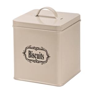 קופסת עוגיות ממתכת למתנה