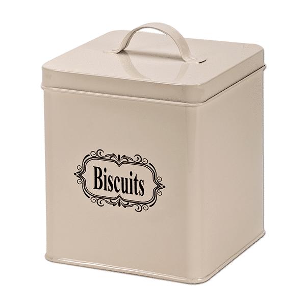 קופסת עוגיות ממתכת