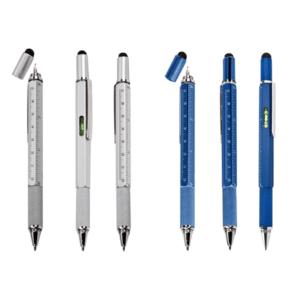 אבידור עט כדורי כולל לוגו לעסקים במגוון צבעים