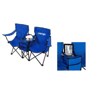 זוג כסאות ממותגים מתנת קיץ לעובדים