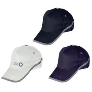 כובע ממותג לפעילות ספורט, מתנה ללקוחות