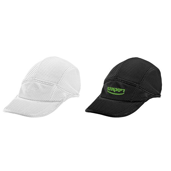 כובע ממותג לפעילות ספורט