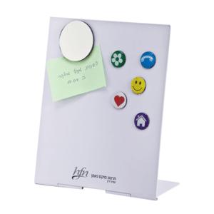 לוח הודעות שולחני מתנה ממותגת למשרד