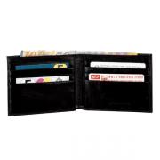 ארנק עור לכרטיסי אשראי ושטרות 2